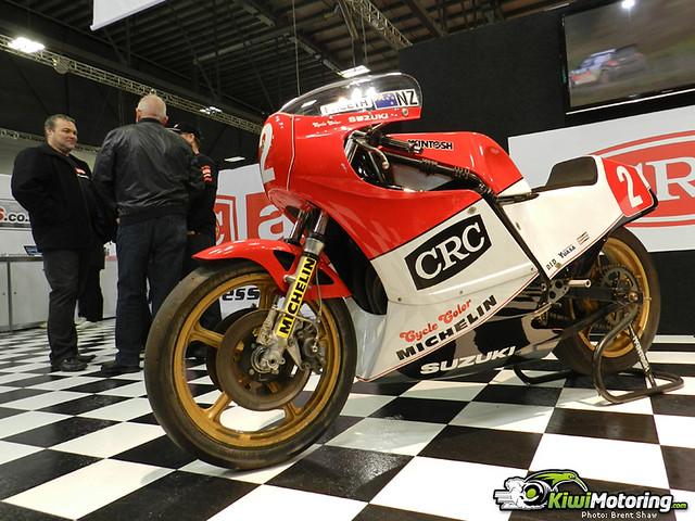 CRC Speedshow 2013