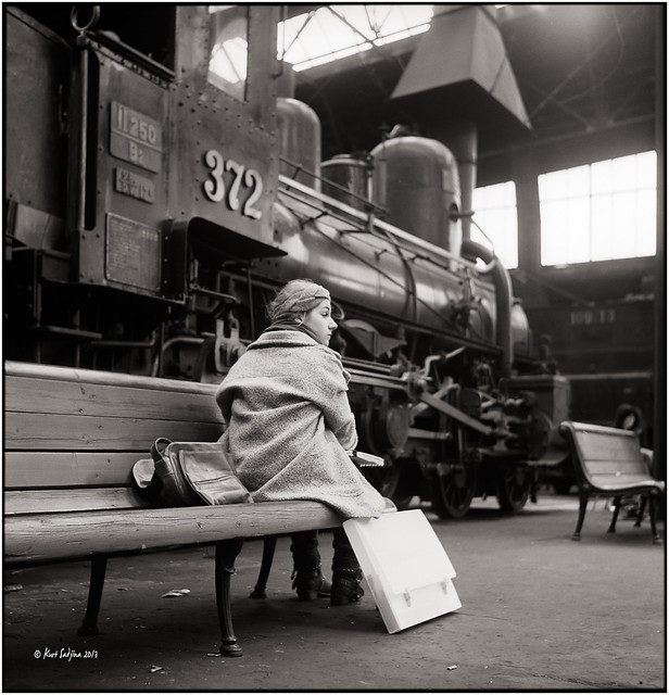 Strasshof_Young meets old_Rolleiflex 3.5