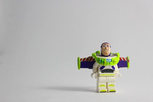 Buzz Lightyear to the rescue   by jessanick
