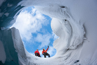 Glacier Hiking -Blue Ice Winter 5