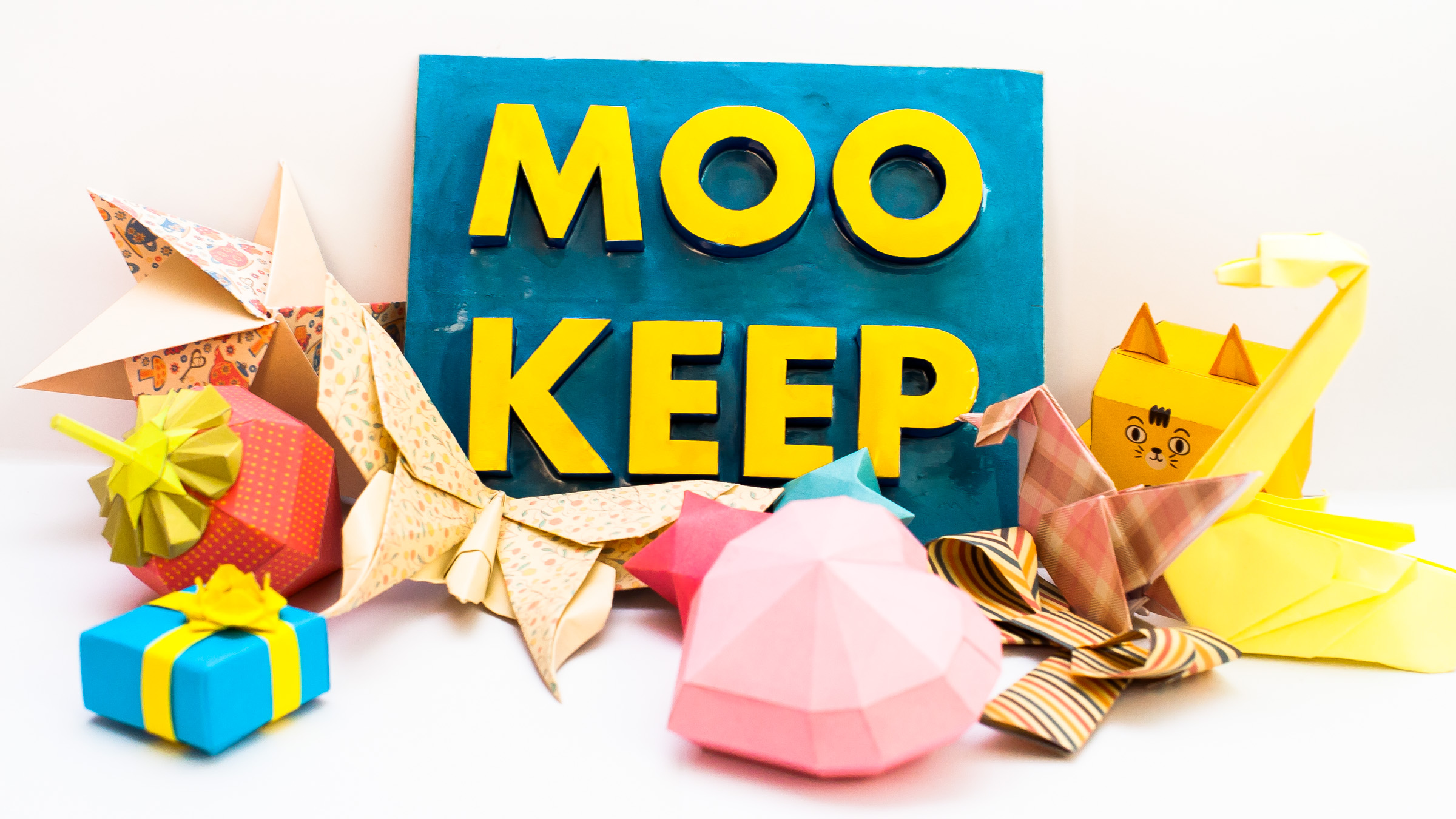 Mookeep.com Papercraft & Origami - January 2014 04
