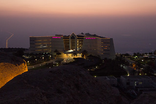 Al Ain / Abu Dhabi - Hotel Mercure 1200 m  above the desert | by !eberhard