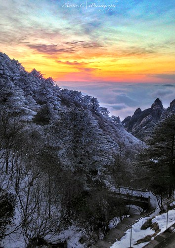 mount huangshan iphone iphoneography snapseed uploaded:by=flickrmobile flickriosapp:filter=nofilter