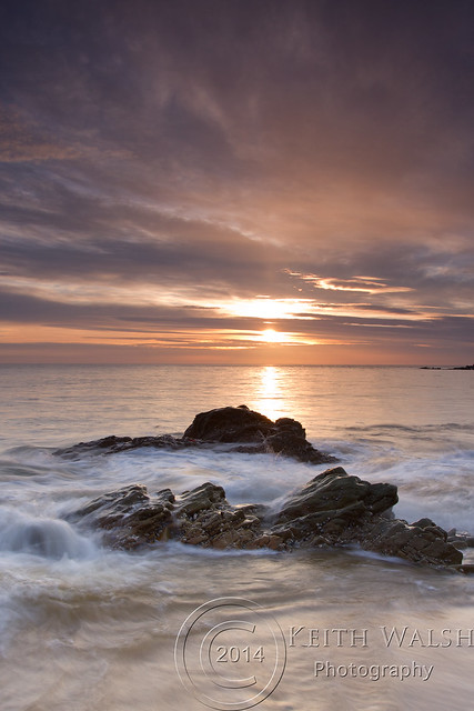 Kilmichael Point Sunrise