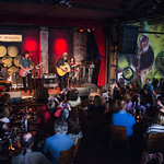 Fri, 24/07/2015 - 9:33am - Amy Ray, Emily Saliers and their band play for FUV Members at City Winery in NYC, 7/23/15. Photo by Gus Philippas/WFUV