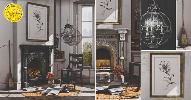 Apple Fall Clifton Fireplaces / Assorted