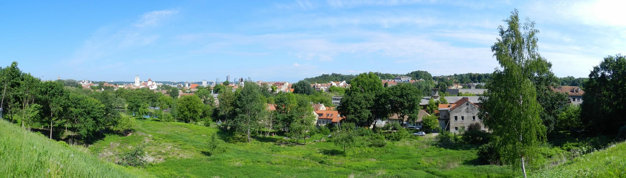 vistas de Vilna Lituania