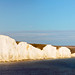 Seven Sisters, East Sussex Panorama