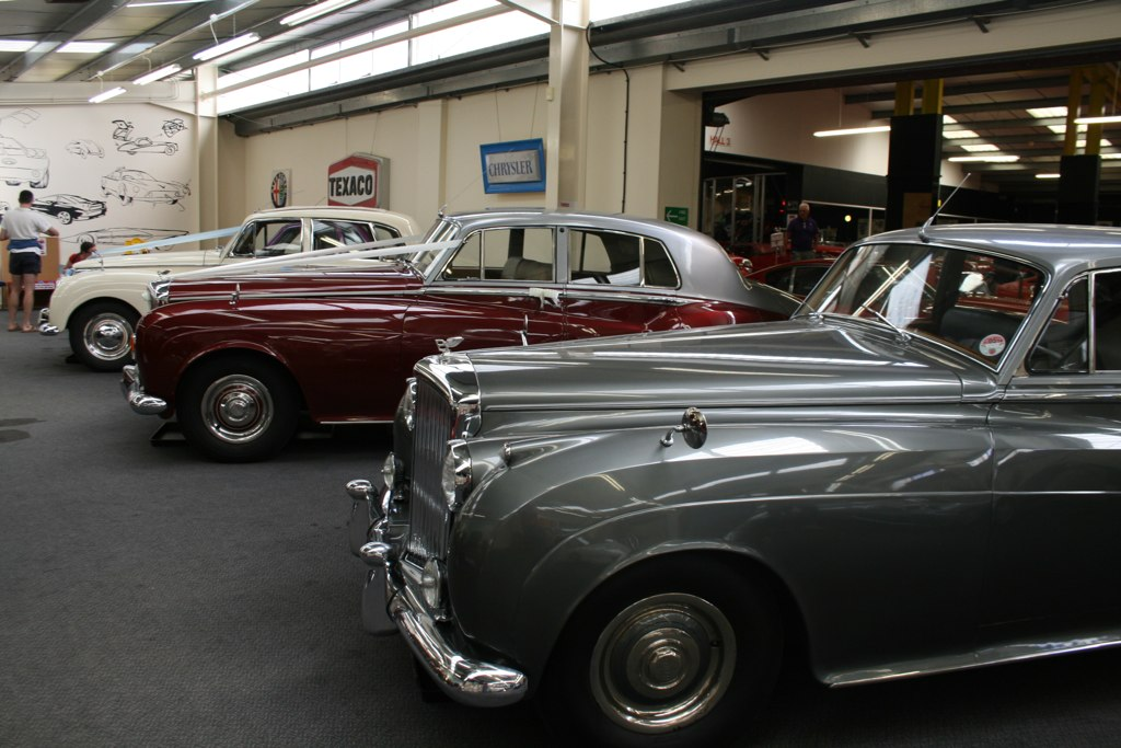 Bentley Wedding Cars - Haynes International Motor Museum - Sparkford, Yeovil, Somerset