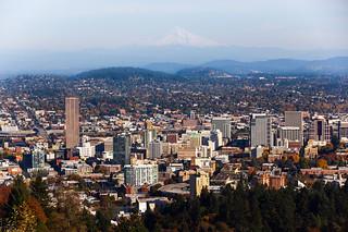 Portland Skyline   by hayespdx