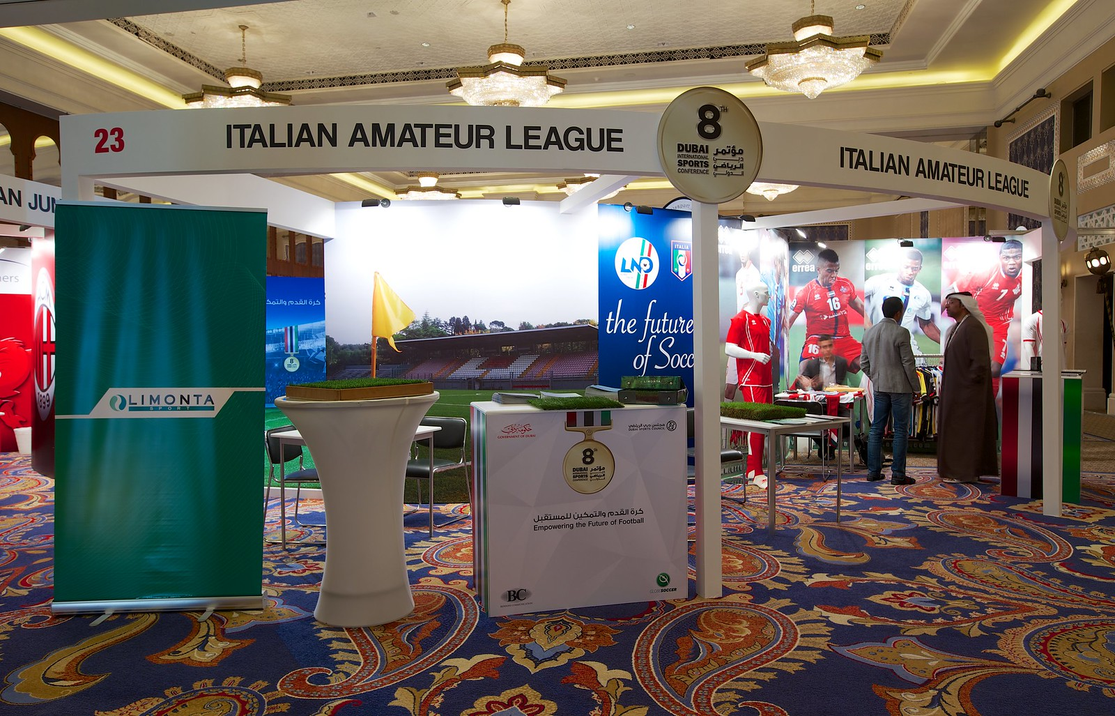 Globe Soccer Conference 006