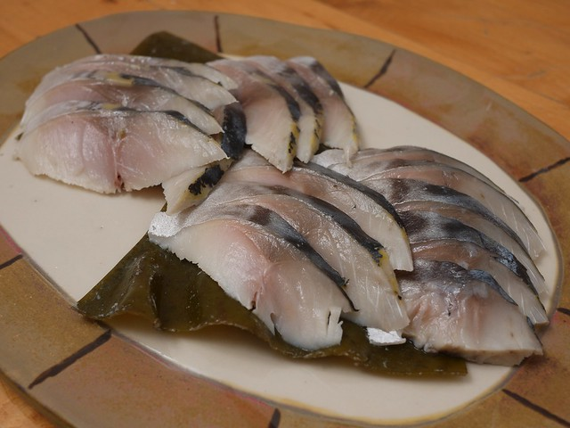 土, 2014-01-11 19:34 - Shimesaba (mackerel)