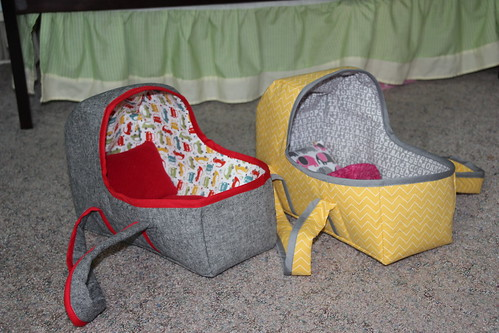 Baby-doll Baskets