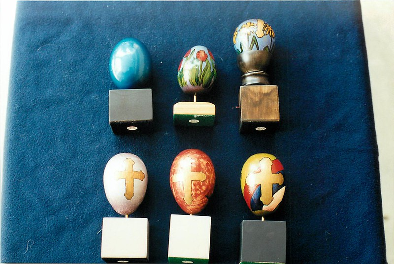 Easter Eggs - April 2, 1995 – April 20, 1995