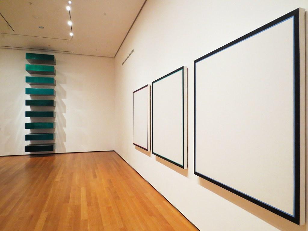 Minimalism   Donald Judd, Untitled (Stack); Jo Baer, Primary…   Flickr