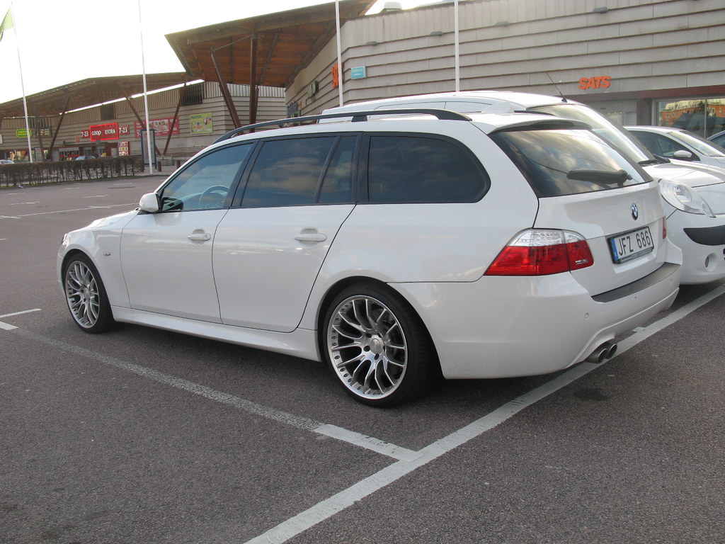 BMW 535d Touring M Sport E61