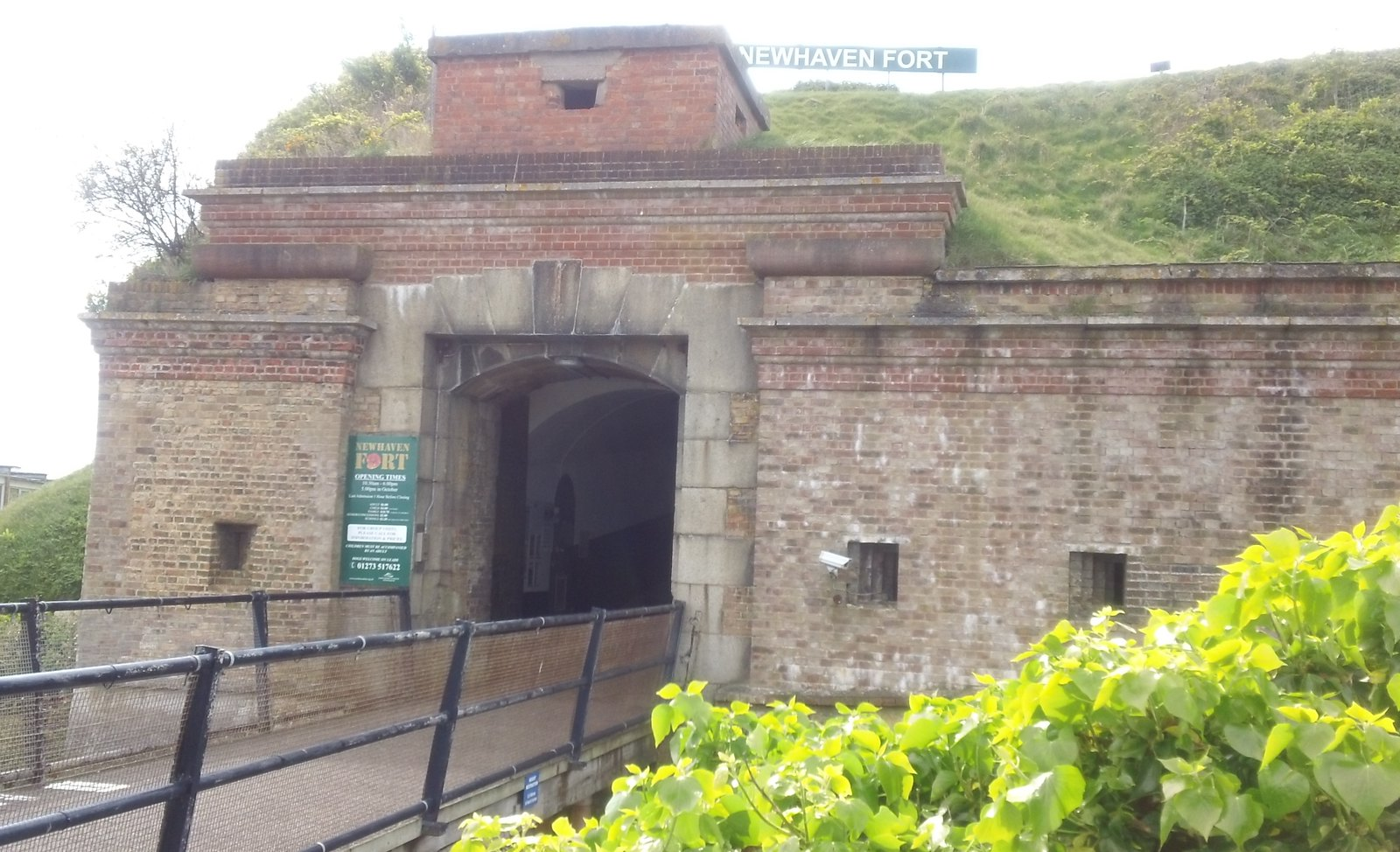 Fort - WW1 vintage Newhaven