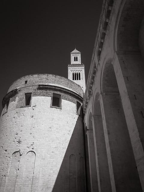 Church in Bari, Italy.