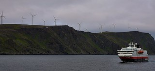 Coast of Norway: Arctic windmills in the North | by JRJ.