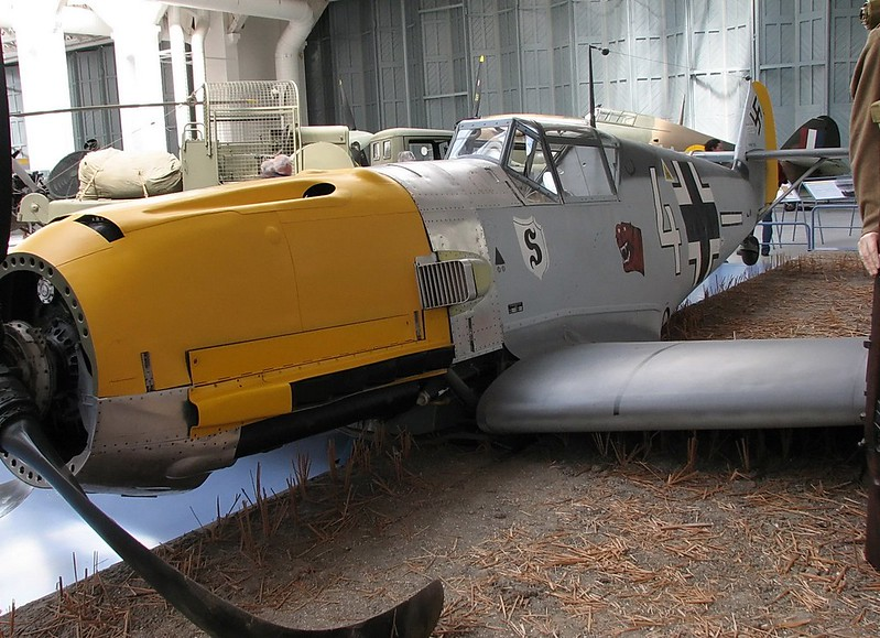 梅塞施密特Bf-109E 17