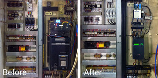 DC Drive Panel Retrofit | by startelectrical
