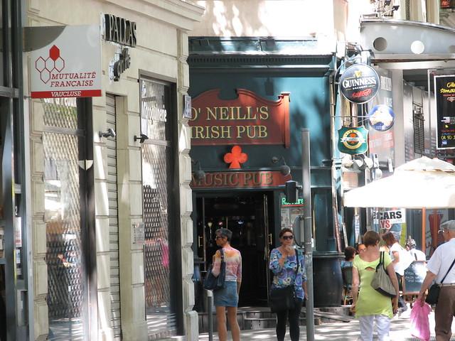 Avignon Irish Pub