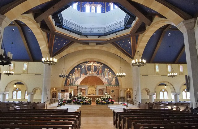 St. Paul Catholic Church, Westerville, OH