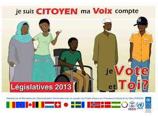Législatives 2013 au Mali | by reporter.com