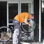 So, 29.12.13 - 09:48 - Bike auspacken und montieren