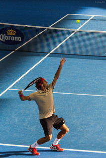 Roger Federer Brisbane International 2014 | by ljology