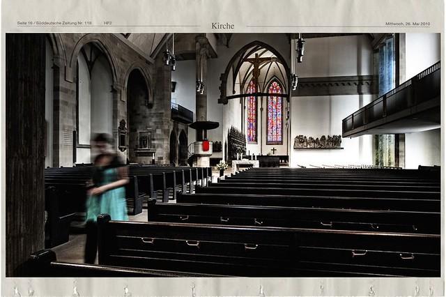 Kirche Institution