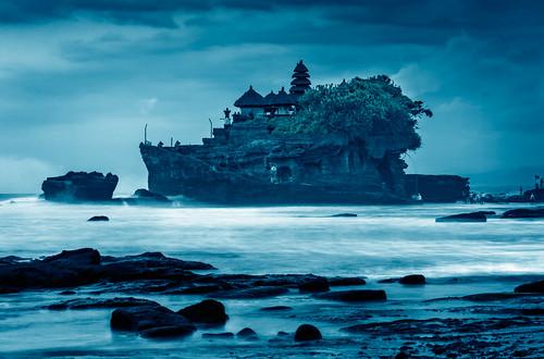 Tanah Lot, Bali   by EdBob