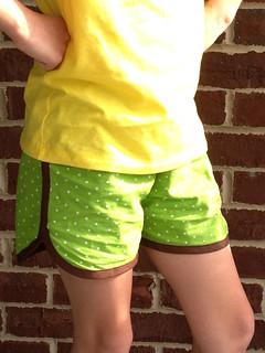 Kid shorts