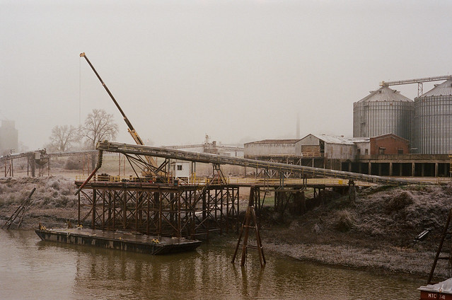 Mississippi River Industry