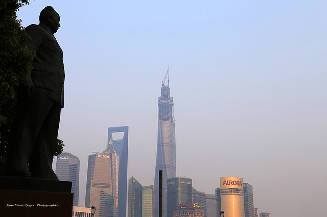 Un regard sur Shanghai