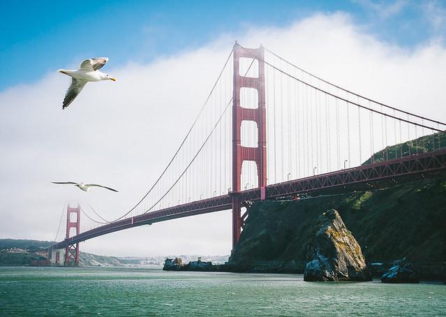 Golden Gate Bridge (Explored #5!)