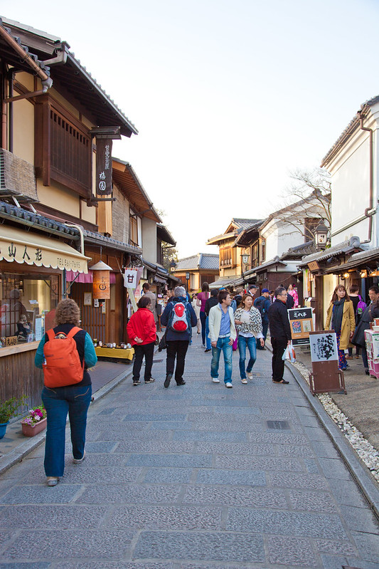 Stores in Kyoto