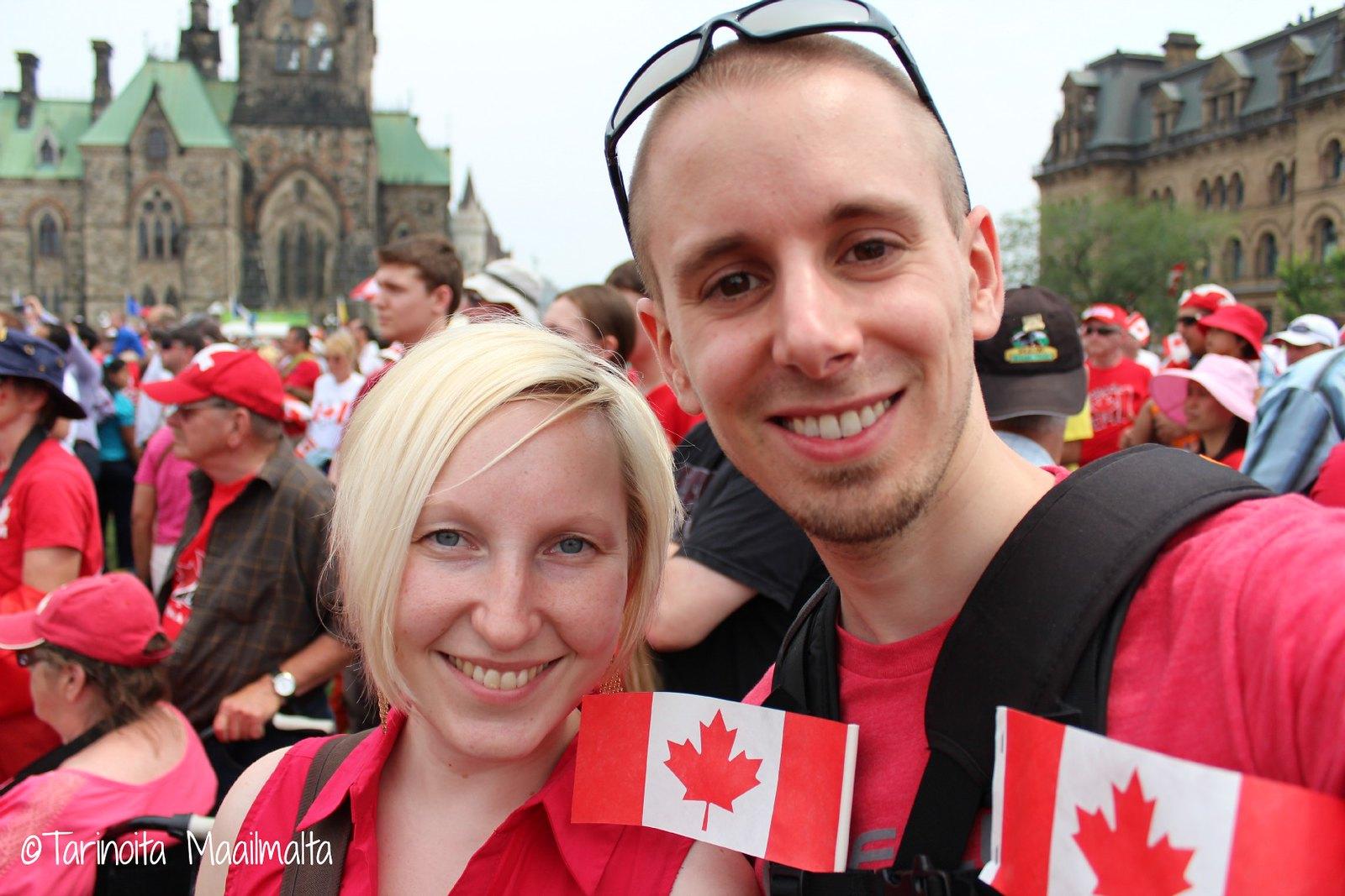 Kanadan kansalaisuus