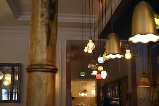 bcn · barcelona · kafka café | by Ivana Rosario ·