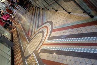 floor tile Queen Victoria Building (QVB) 02 | by HAMACHI!