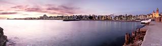 Sitges Skyline | by Jose Gimenez Fotografía