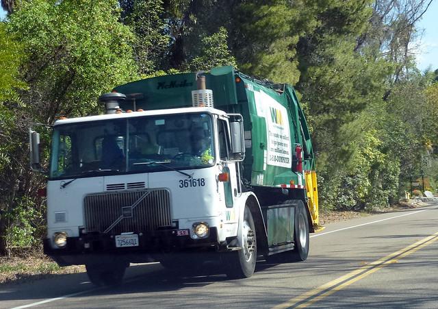 WM Garbage Truck