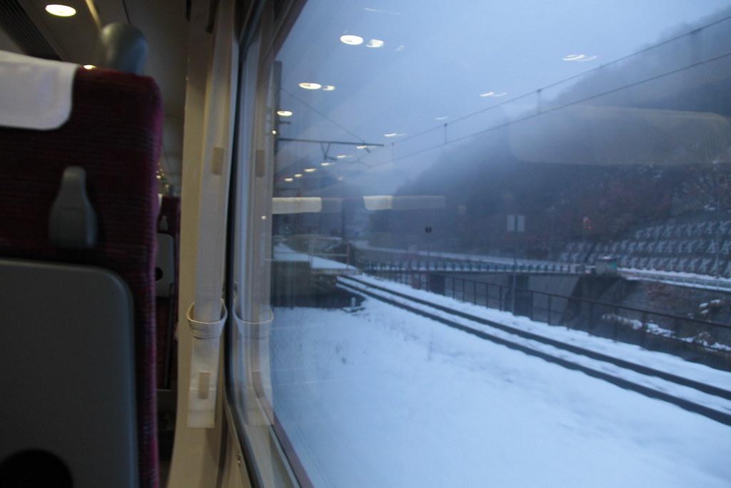 Winter at Ashidachi by terangeree