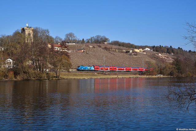 Bahnland-Bayern in Mainfranken