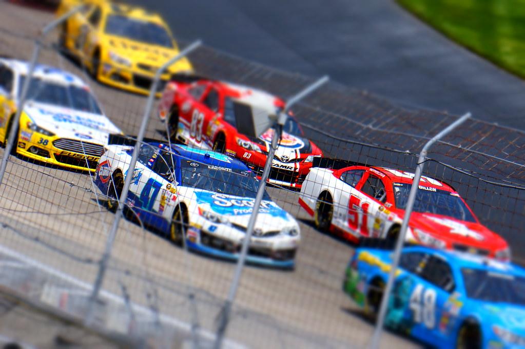 Matchbox cars track