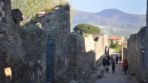 Excavations of Pompeii, Metropolitan City of Naples, Campania