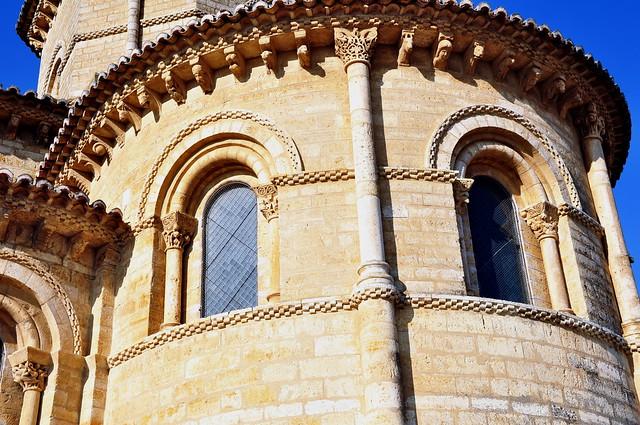 259 - Abside - Iglesia San Martín - Frómista (Palencia) - Spain.