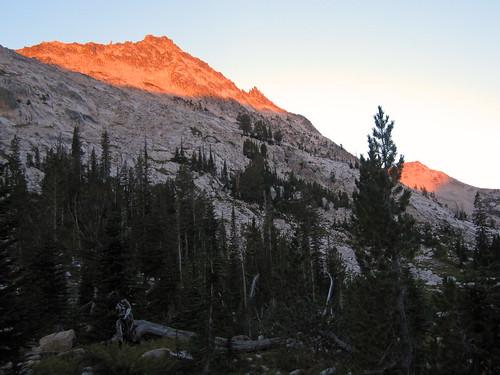 mountains hiking lakes idaho backpacking sawtoothwilderness alicetoxawaylooptrail
