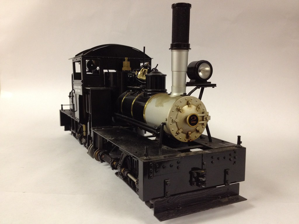 VARIOUS BRASS STEAM & DIESEL LOCOMOTIVES AND KITS - Mich-C… | Flickr