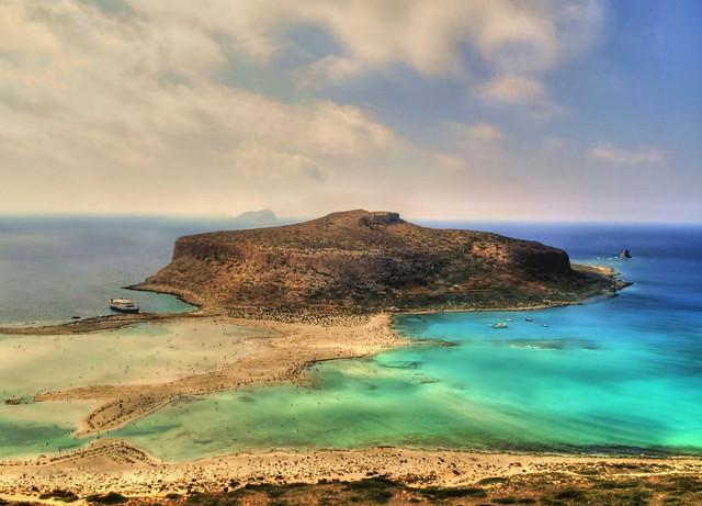 The Perfecture of Greece - Balos - Chania - Crete